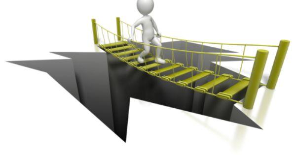 Stick Figure Bridge Chasm Yellow Png 500 292 Modele Powerpoint Gratuit Powerpoint Gratuit Blanc