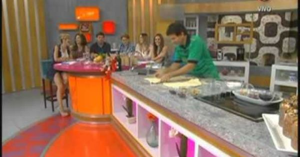 Pan dulce video de ariel rodriguez palacios 6 cocina for Cocina 9 ariel rodriguez palacios facebook