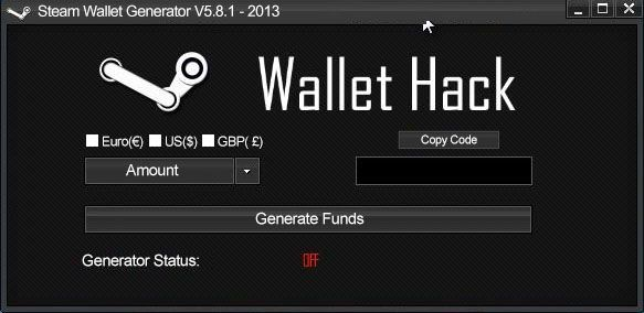 Bitcoins steam wallet adder riehen bettingen foundation