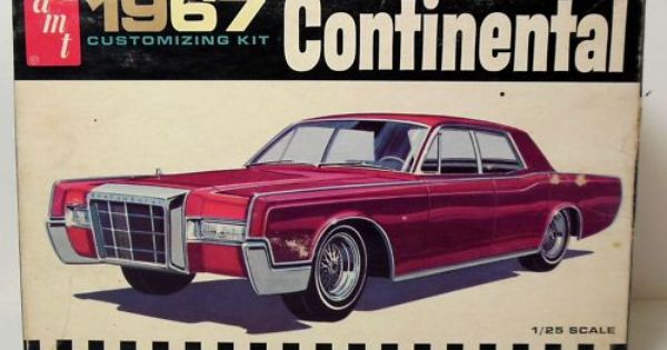 amt lincoln continental old model kits pinterest lincoln continental and lincoln. Black Bedroom Furniture Sets. Home Design Ideas