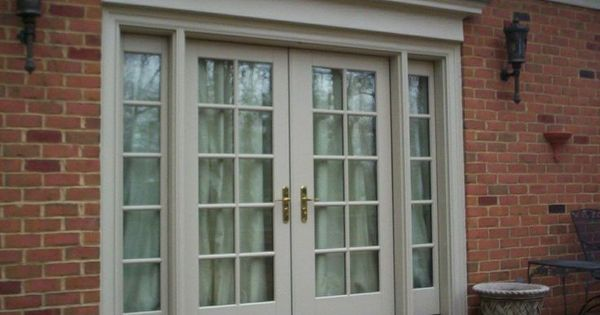 Pella French Doors With Screens Pella Architect Series