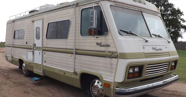 Image For Item K3921 1978 Executive Rv Rv Recreational Vehicles Execution