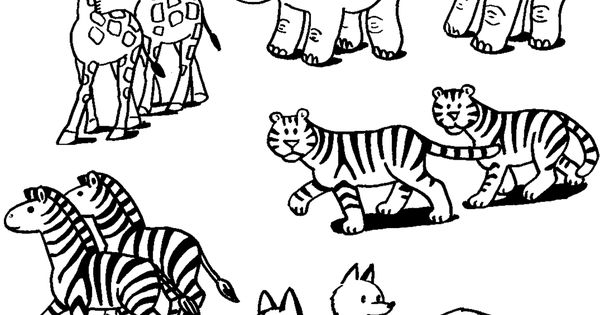 animal printouts for noah 39 s ark visit coloringlab com printable animal pictures for noahs ark. Black Bedroom Furniture Sets. Home Design Ideas