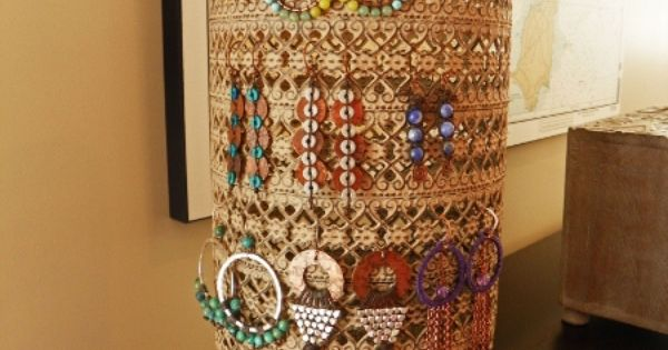 diy jewelry storage - Bing Images