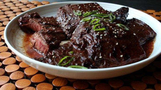 Grilled Hoisin Beef Recipe Beef Recipes Hoisin Beef Recipe