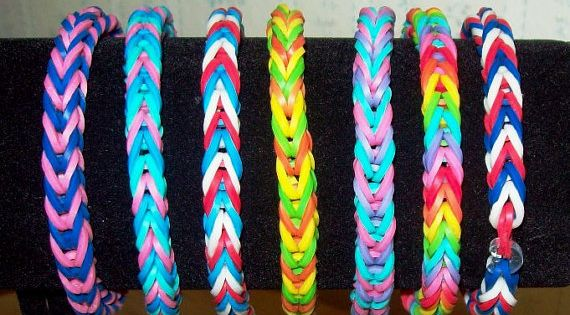 different types of rainbow loom rainbow loom rubber band