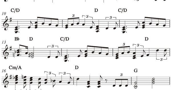 STAR WARS Main Theme sheet music