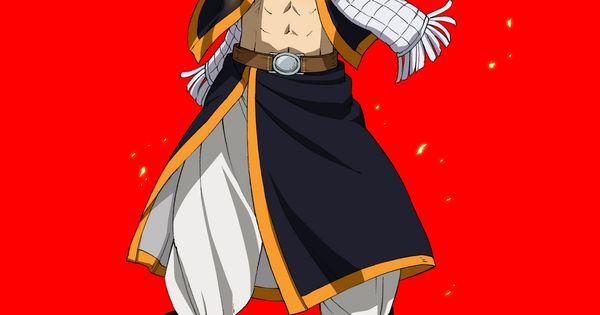 Fairy Tail Natsu Dragneel Full Body MangaGrounds - Read ...