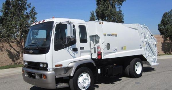 Pin On Municipal Refuse Trucks