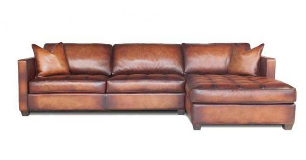 Elenor rigby arizona leather sectional home improvement for Arizona leather sectional sofa with chaise