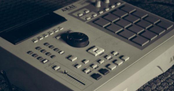 Mpc 2000xl Drum Machine Music Hip Hop Producers