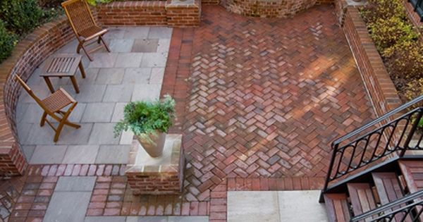Bricks Patios Designs Idea | Found on houzz.com
