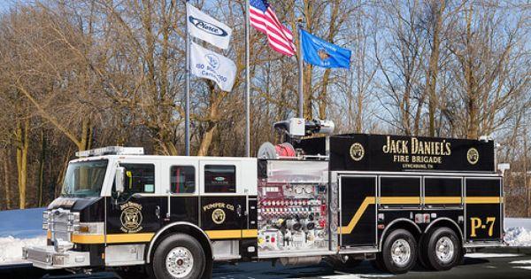 Jack Daniels Fire Dept Fire Trucks Fire Truck Nursery Trucks