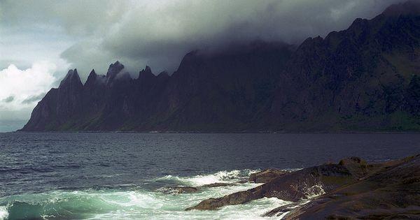 lost coastlines