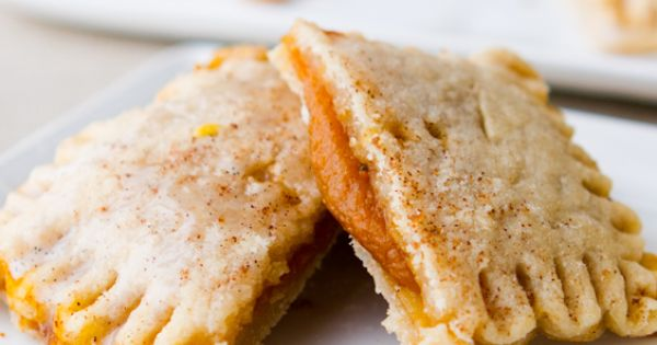 Marry Pop-Tarts and pumpkin pie in these sweet, ingenious little Vegan Pumpkin