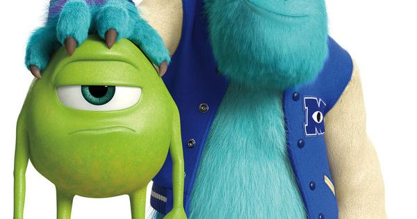 Mike And Sully By Monsters University Decalgirl Art