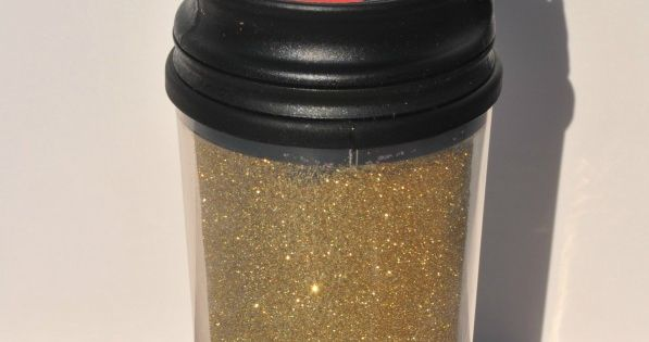 Diy Dollar Tree Glittered Travel Mug Addicted 2 Savings 4 U Quot Best Food Recipes Quot Pinterest