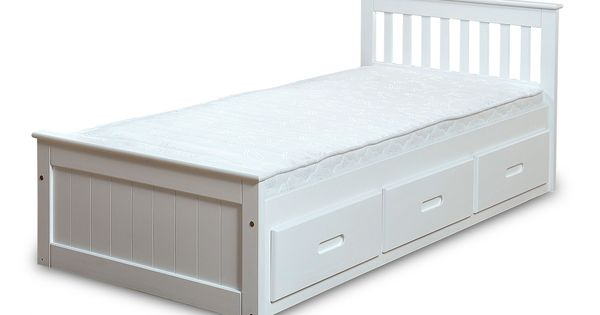 Childrens Beds With Built In Drawers
