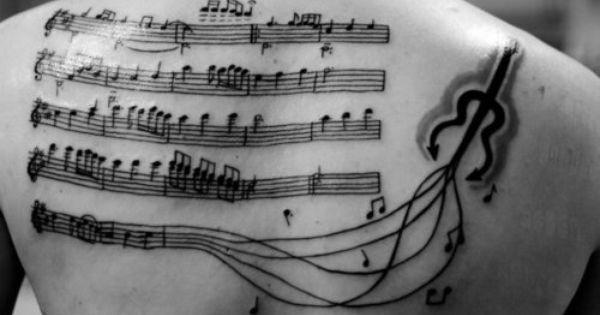 Music Tattoos Note Tattoo Designs