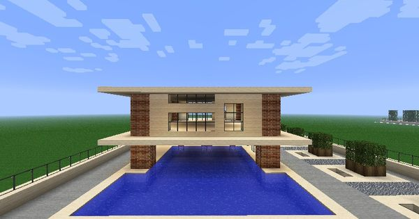 2012 07 19 202235 2960982 jpg 854 480 pixels   Minecraft   Pinterest    Simple  Modern and Modern houses. 2012 07 19 202235 2960982 jpg 854 480 pixels   Minecraft
