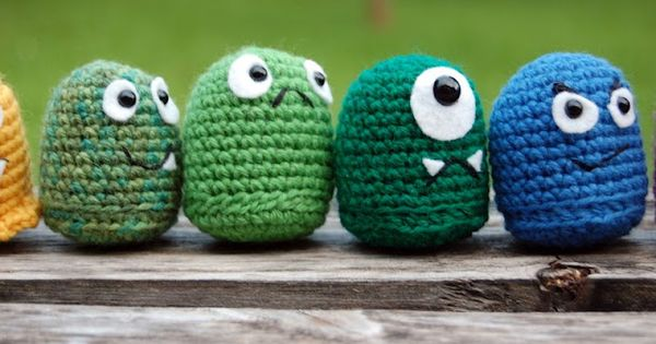 Beginner Crochet Toy Patterns : Crochet is the perfect medium for making toys ? here are ...