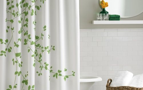 5 Reasons Why You Should Use A Shower Curtain Green Shower Curtains Modern Shower Curtains Designer Shower Curtains