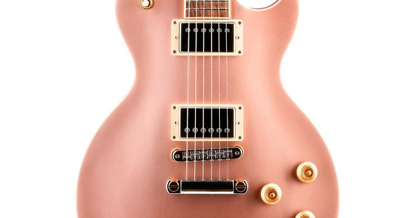 Gibson Les Paul Traditional Limited Edition Electric Guitar Rose Gold Guitar Center Electric Guitar Guitar Beginner Electric Guitar
