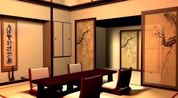 Interiorismo Comedor De Estilo Japon S Feng Shui Shangrila