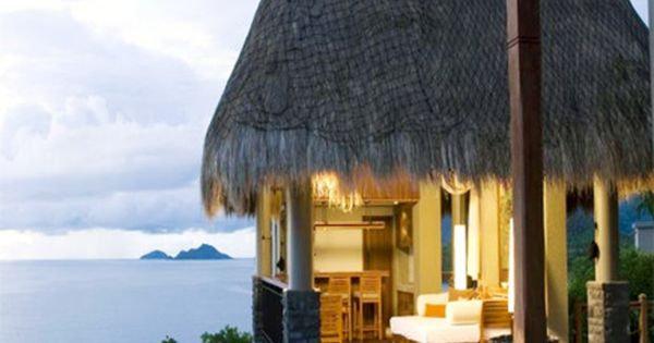 Maia, A Luxury Hotel in The Seychelles NOW That is my idea