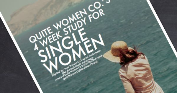 The Single Life: Bible Study, Solo Style - Christian ...