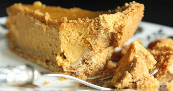 Pumpkin Brown Butter Graham Cracker Pie -will make gluten free with GF