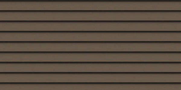 Best Certainteed® Monogram® Vinyl Siding System Sable Brown 400 x 300