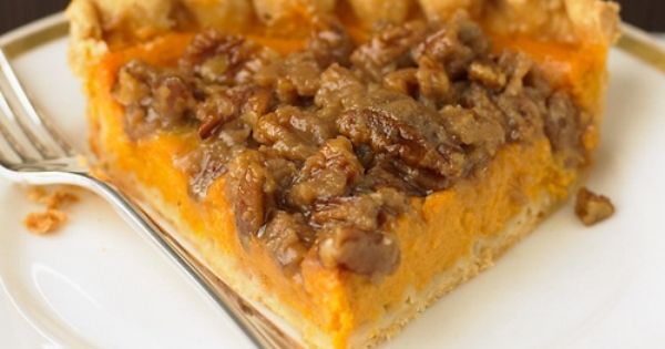Sweet Potato Pie with Pecan Topping Recipes - Martha Stewart
