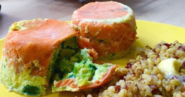 Recette Chevre Frais Courgette Cake Tofu Fume