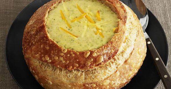 BroccoliCheddar Soup