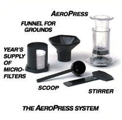 AeroPress 80R08 A/érobie Machine /à Caf/é