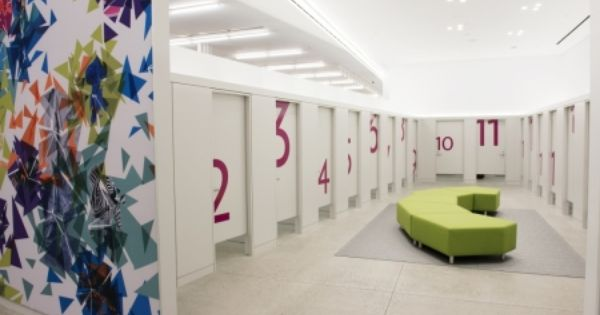 Sister Style Retail Design Store Design Room Doors