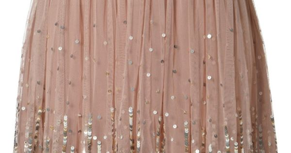 Lipsy Sequin Detail Tutu Skirt - super cute for a party or