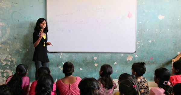 Aparna Is Member Of A Nongovernmental Organization Called Kranti
