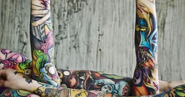 tattoo sleeves, sleeve tattoos and colorful tattoos. tattoo tattoos ink