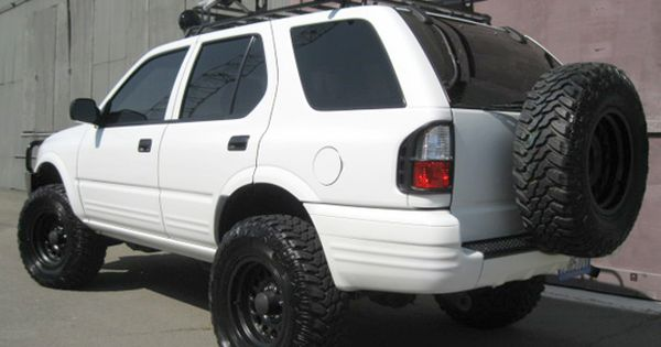2000 Isuzu Rodeo Automobiles Pinterest Rodeo 4x4