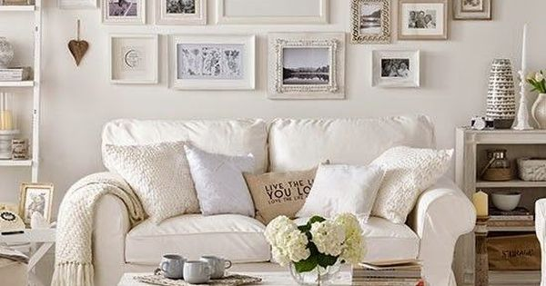 Salon cosy chic int rieurs de charme et d coration cosy pinterest - Decoratie de charme chic ...