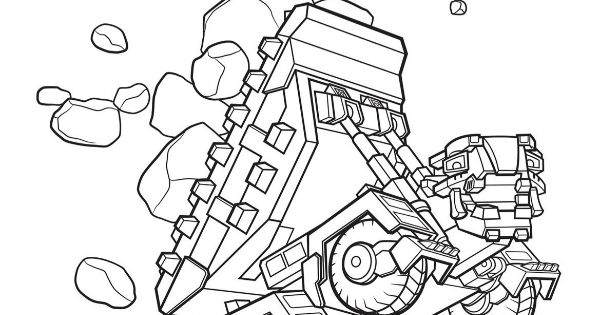 Dinotrux dozer coloring page coloring pages for Dinotrux coloring pages