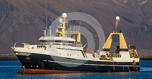 Fishing Trawler Boat Fishing Vessel Stock Photography Free