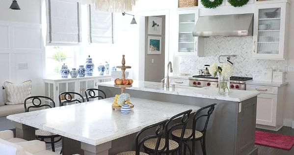 T Shaped Kitchen Island With Seating The Center Island