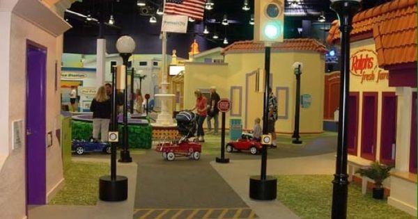 Pretend City Children's Museum - Irvine, CA #Yuggler #KidsActivities #Museum  키즈 ...