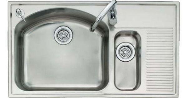 Kitchen Sinks - American Standard Canada Culinaire Top ...