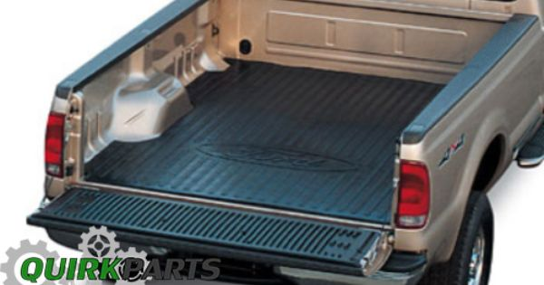Ford F 150 Bed Mat Rubber