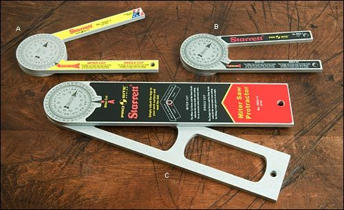 Starrett Miter Saw Gauges Woodworking Joints Wood Turning Woodworking