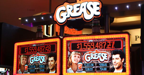 Quot Grease Quot Slot Machine Las Vegas Slot Machines